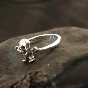 Chrome Hearts Jewelry - Chrome Hearts Ring Skeleton